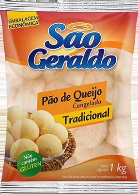 Pão de Queijo Tradicional – 1kg